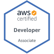 AWS Developer Associate Certified